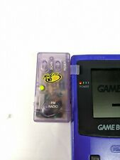 Mad Catz FM Radio and Thumbstick Control for Gameboy Color Tested