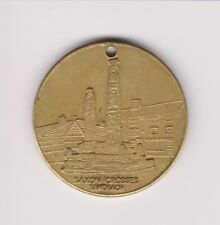VERY RARE.royal ordnance factory radway green CREWE EXHIBITION APRIL 1971 MEDAL