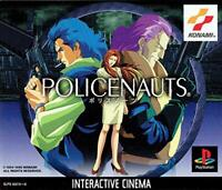 USED PS1 PS PlayStation 1 Policenauts 17656 JAPAN IMPORT