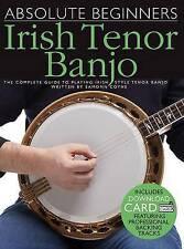 Absolute Beginners: Irish Tenor Banjo (Book/Audio Download) by Eamonn Coyne (Paperback, 2015)