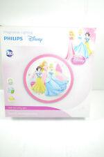 Disney Schneewittchen  Wand oder Deckenleuchte Rosa Lampe LED Philips NEU (KA)