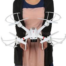 MJX X101 RC Quadcopter Drone 6Axis Gyro 3D Roll UFO FPV Remote Control W0L5