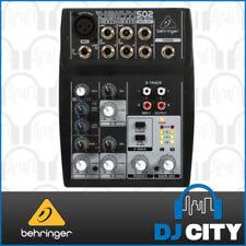 Studio/Recording Analog & Digital Powered Pro Audio Mixers