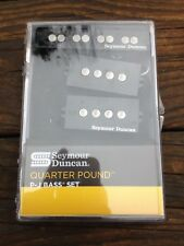 Seymour Duncan Quarter Pound P/J Bass Guitar Pickup Set Fender Precision / Jazz