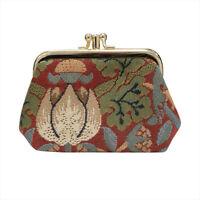 William Morris Blue Strawberry Thief Pvc Oilcloth Medium Tote Bag