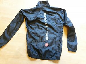 Castelli Squadra ER windproof Cycling Road Jacket - Mens - Large