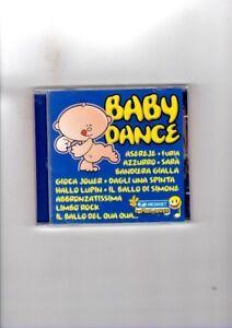 BABY DANCE - CD NUOVO SIGILLATO