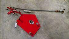Exmark 103-1190-01 110-4897-01 Turf Tracer Left Control Arm Bracket Shield