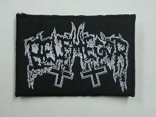 BELPHEGOR LOGO DEATH/BLACK METAL WOVEN PATCH
