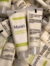 Murad Age-Balancing Night Cream 0.06 oz travel size New