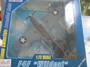 MRC Easy Model 1:72 F4F Wildcat #37248 VMF-223 USMC 1942