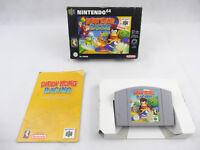 Nintendo 64 N64 Diddy Kong Racing Boxed PAL