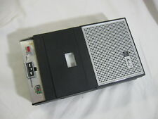 Vintage NORELCO Philips EL 3302 Cassette Tape Recorder for Parts or Repair