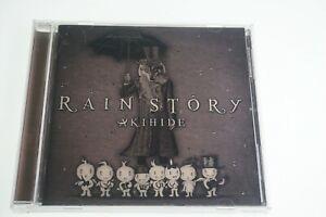 AKIHIDE RAIN STORY ZACL-9076 JAPAN CD A14558