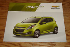 Original 2014 Chevrolet Spark Sales Brochure 14 Chevy LS LT