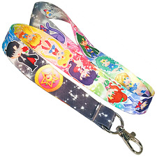 Lanyard Pretty Soldier Sailor Moon & Sailor Scouts