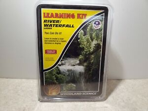 WOODLAND 955 RIVER/WATERFALL LEARNING KIT