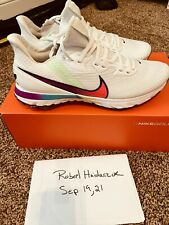 New listing nike air zoom infinity tour golf shoes 12