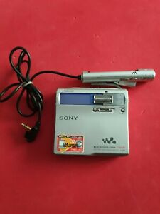 SONY MD WALKMAN MZ-N1 TYPE-R  PORTABLE MINI DISC RECORDER