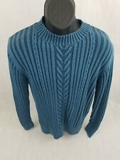 Nick Danger Mens Long Sleeve Sweater Pullover Xl