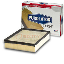 Purolator TECH Air Filter for 2000-2019 Chevrolet Tahoe - Engine Intake Flow lq