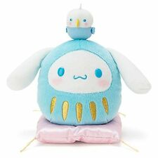 Sanrio Cinnamoroll ETO-tori(cock) Dharma Plush stuffed Doll