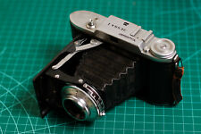 voigtlander bessa I 6x9 Tested 120 medium format folding camera