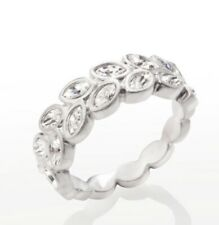 touchstone crystal by swarovskiOlympia ring suze 6 Bnib