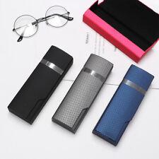 Zipper Box Hard Eye Glasses Spectacle Case  Eyewear Protector Sunglasses Case