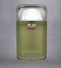 Play Sport by Givenchy  Spray EDT For Men 3.4 oz TESTER  DISCONTINUED