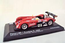 PANOZ  LMP-1  #12  ROADSTER S  24H  DU  MANS 2000   - ALTAYA  / IXO  -  1/43