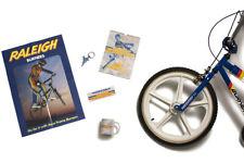RALEIGH BURNER BMX GIFT SET inc key ring, mug, poster, calendar & window sticker