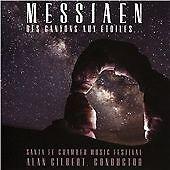 MESSAIEN: DES CANYONS AUX TOILES NEW CD