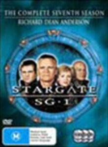 Stargate SG-1; S7 DVD