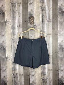 Columbia Navy Blue Cargo Shorts Size 18 Plus Size