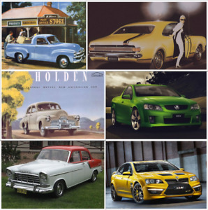 Stay Home Play 5D DIY Full Drill Diamond Painting Art Craft Austrila Holden Cars