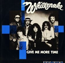 "WHITESNAKE give me more time 12 BP 422 uk liberty 1984 12"" PS EX/EX"
