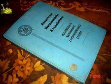 USA, ANA INTERMEDIATE Numismatic Correspondence Course, Used