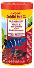sera Cichlid Red XL Hauptfutter für größere carnivore Cichliden (in 3 Varianten)
