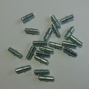 20 IKEA Billy Bookcase shelf pins/ support fixings, original. FREE POST