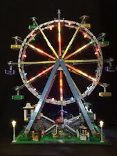 lighting kit for Lego 10247 Ferris Wheel with remote control power bank led