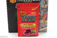 JellyBelly Extreme Sport Beans: Cherry, Box of 24