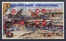 36948) MALAWI 1993 MNH** Dinosaurs S/S