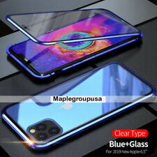 Double Side Tempered Glass Phone Case for iPhone 11-6.5""