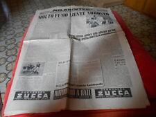 CALCIO RIVISTA MILAN INTER NR9   26-2-1952