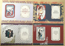 Kanban Crafts Simply Deco Shaped Cards, Envelopes And Inserts
