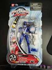 Bandai Power Rangers RPM Full Throttle Lion Ranger Blue Action Figure 2009
