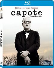 CAPOTE BLU RAY Movie - Brand New & Sealed -Fast Ship! (HMV-139/HMV-19)