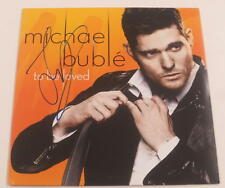 MICHAEL BUBLE TO BE LOVED SIGNED VINYL ALBUM LP AUTHENTIC AUTOGRAPH PSA/DNA COA