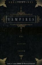 Vampires The Occult Truth Book ~ Wiccan Pagan Witchcraft Supply